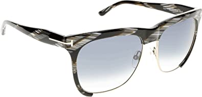 95dba125c8 Image Unavailable. Image not available for. Color  Tom Ford Thea Sunglasses  ...