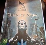 Software : Deus Ex CD-Rom Game