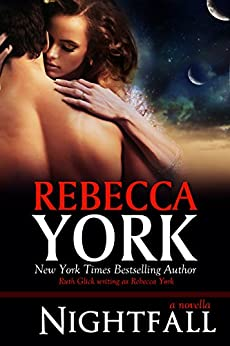 Nightfall (Off World Series, Book #2): A Fantasy & Futuristic Romance Novella by [York, Rebecca]