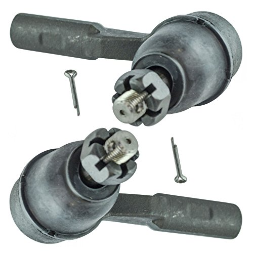Front Outer Tie Rod End Pair Set of 2 for Colorado Canyon Isuzu Truck Pickup