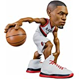 ICONai Small-Stars DAMIAN LILLARD 11-inch Smart Collectible NBA Figure [ONLY ~200 FIGURES PRODUCED Portland Trail Blazers Association Edition Jersey NBA 2017-18] SPECIAL ARTIST-AUTOGRAPHED CERT PACK