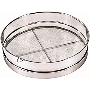 Amazon Com Browne S9912 12 Quot Stainless Steel Rim Sieve