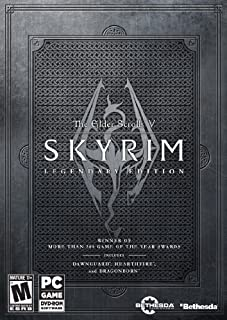 Elder Scrolls V: Skyrim - PC - Legendary Edition (B00COYKX34) | Amazon price tracker / tracking, Amazon price history charts, Amazon price watches, Amazon price drop alerts