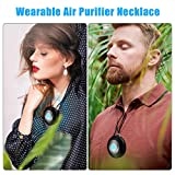 WOOLALA Personal Air Necklace Ions Generator Air