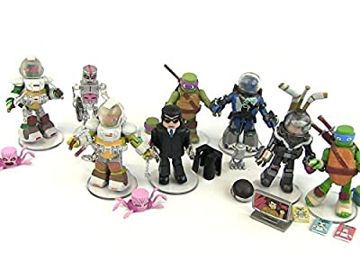 Review: Series 5 TMNT Minimates Figure Collection Review