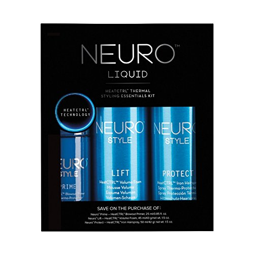 Paul Mitchell Neuro Liquid Travel Trio