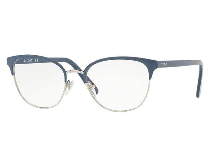 Vogue occhiali da vista donna VO4088 5082 blue/silver Yi06d3HOb