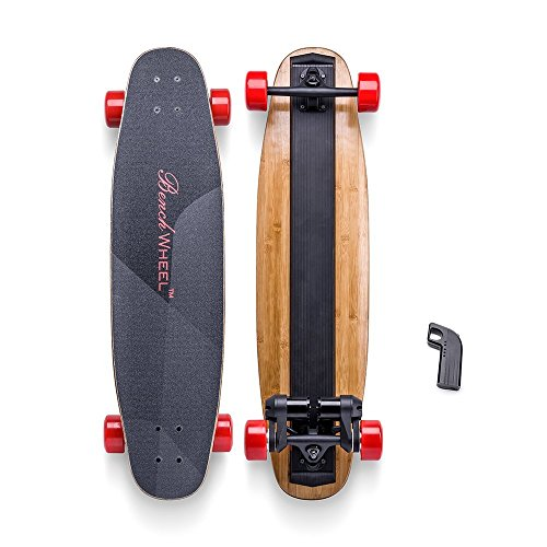 Benchwheel Electric( B,C) Longboard Skateboard - Dual 1800 Watt Motor - 20 MPH (B-board)