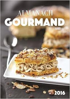Almanach gourmand 2016