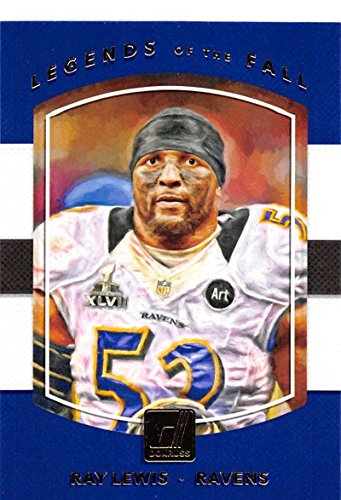 2017 Donruss Sports Legends - 2017 Donruss Legends of the Fall #1 Ray Lewis NM-MT Ravens