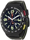 Montres De Luxe Men's BK4803 Black Avio Summer Quartz Chronograph Black Dial Watch