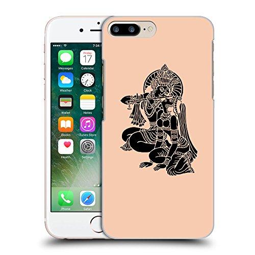 GoGoMobile Coque de Protection TPU Silicone Case pour // Q08140604 Hindou 5 Abricot // Apple iPhone 7 PLUS