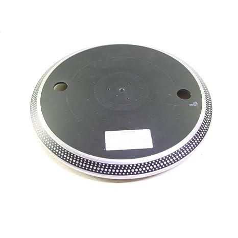 Amazon.com: Placa giratoria de DJ para Technics SL 1200 1210 ...
