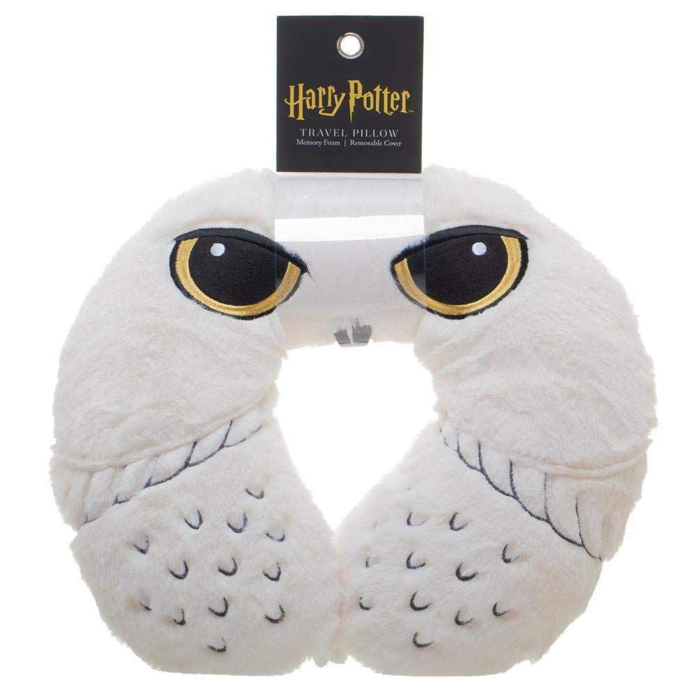 Harry Potter Hedwig Neck Pillow