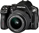 Pentax K-30 Weather-Sealed 16 MP CMOS Digital SLR with 18-55mm Lens (Black)