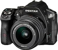 Pentax K-30 Weather-Sealed 16 MP CMOS Digital SLR with 18-55mm Lens (Black)