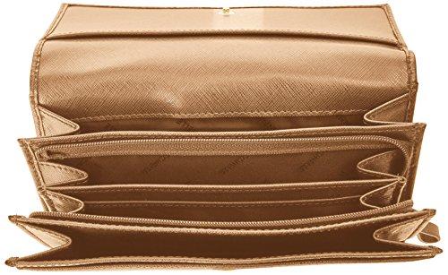 Brown main Metallic 118501 Saffiano C2 Marron Sac à Coccinelle Yw1 1wqz0Tf