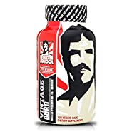 VINTAGE BURN - The World's First Muscle-Preserving Fat Burner - Garcinia Cambogia, Raspberry Ketones, Green Coffee & 6 More Fat-Burning Ingredients - Weight-Loss Supplement - 120 Natural Veggie Pills