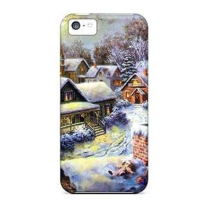 Abrahamcc Iphone 5c Hard Case With Fashion Design/ FHC102fdrA Phone Case