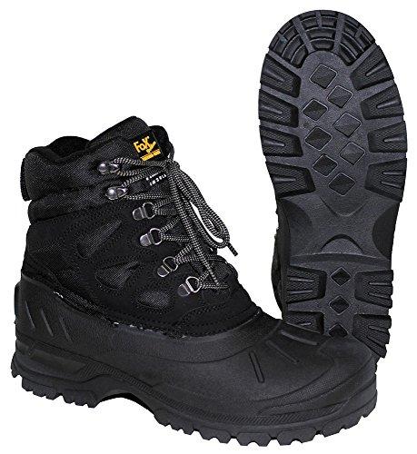 Trekkingstiefel, FOX-THERMO, schwarz Größe: 46