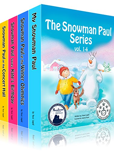 Box Set for Children:The Snowman Paul Series (4 in 1 box set), bedtime stories, beginner readers, great rhyming stories, winter books collection: Vol. 1-4 by [Lapid, Yossi]