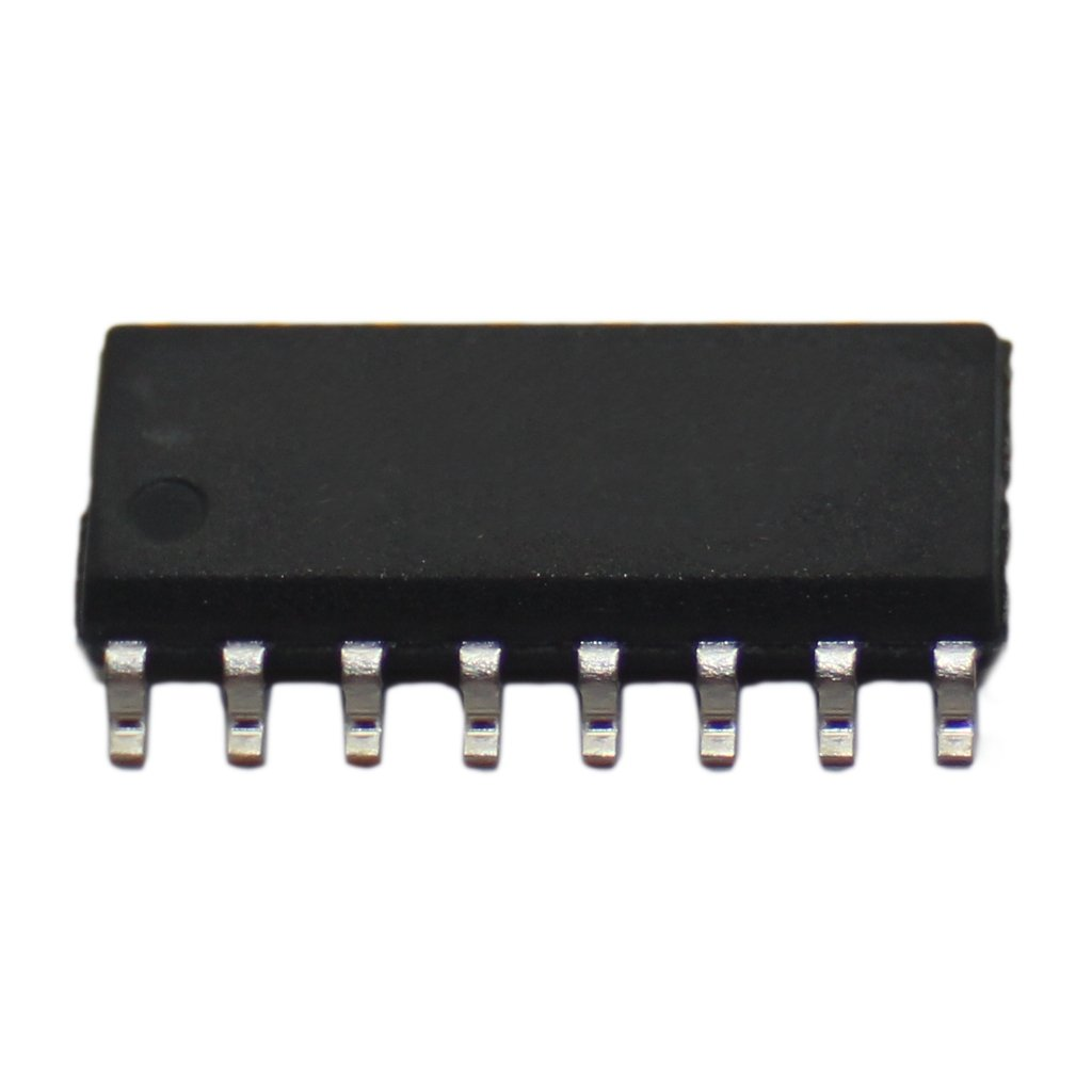 6x CD4047BM IC digital astable/monostable, multivibrator CMOS SMD SO14 TEXAS INSTRUMENTS