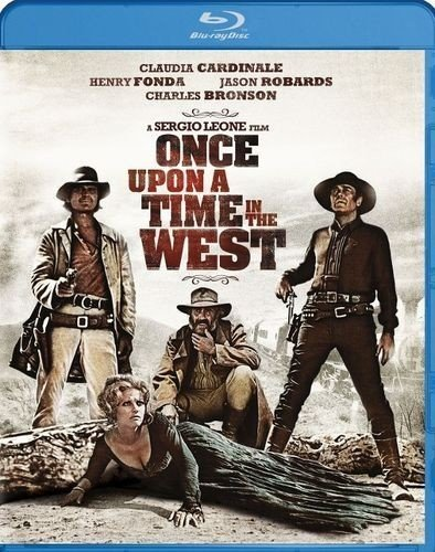 Once Upon a Time in the West [Blu-ray] (Once Upon A Time In The West 1968)
