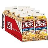 Hungry Jack Real Potato, Gluten Free, Original Hashbrowns 4.2oz (8 Pack)