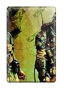 Hot Tpu Cover Case For Ipad/ Mini Case Cover Skin - Warhammer