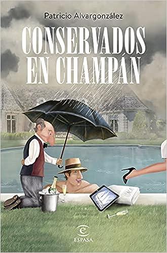 Conservados en champán de Patricio Alvargonzález
