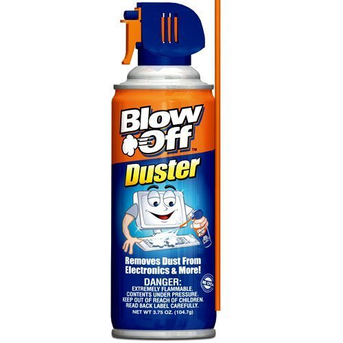 12 x MAX Professional 1113 Blow Off General Purpose Air Duster Cleaner 8 oz