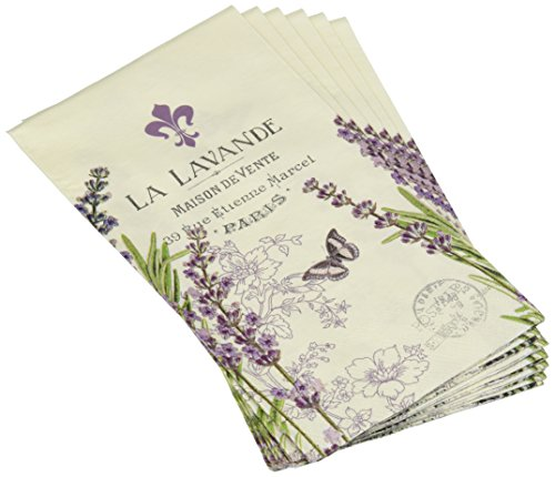 Paperproducts Design Multicolor Lavande Lavender