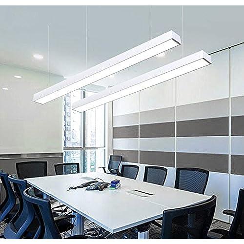 24W Suspension LED Suspension Luminaire en Aluminium Hauteur