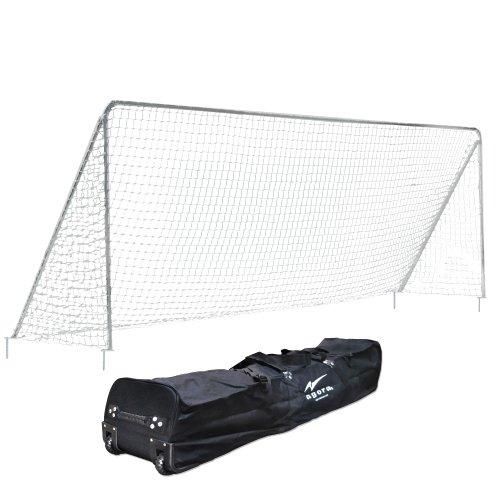 AGORA 8'x24′ Aluminum Telescopic Soccer Goal For Sale
