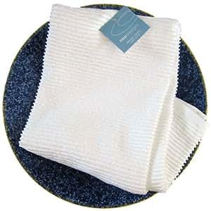 Now Designs Kitchen Towel Ripple White Home Kitchen