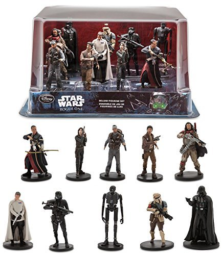(Star Wars Rogue One A Star Wars Story Deluxe Figurine Play Set)