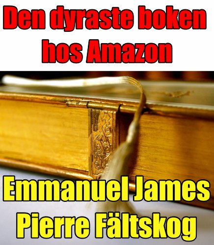 Den dyraste boken hos Amazon (Swedish Edition) Pdf