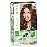 Clairol Natural Instincts Semi-Permanent, 6 Light