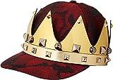 Dolce & Gabbana  Men's Crown Baseball Cap Jacquard 58 (US MD)