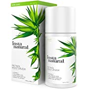 InstaNatural Retinol Moisturizer Cream - Anti Wrinkle & Aging Lotion For Your Face - Helps Reduce Appearance of Wrinkles, Crows Feet, Circles & Fine Lines - With Vitamin C Hyaluronic Acid - 3.4 OZ