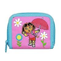 Dora the Explorer Umbrella Zip Wallet