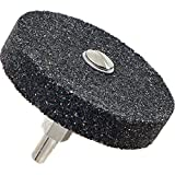 Forney 60055 Mounted Grinding Stone with 1/4-Inch Shank, 2-1/2-Inch by 1/2-Inch