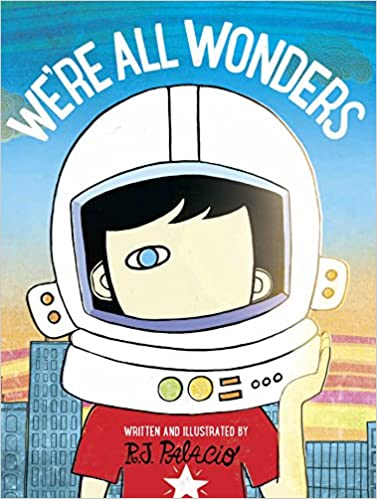 Image result for we're all wonders