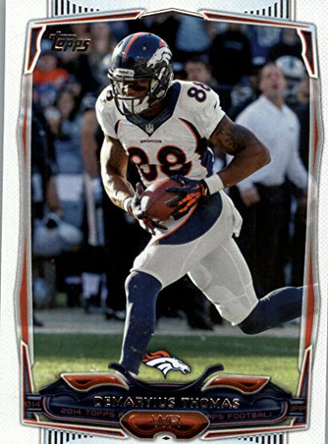 2014 Topps #225 Demaryius Thomas - Denver Broncos (Football Cards)
