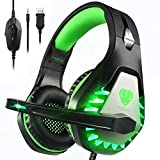 Pacrate Stereo Gaming Headset Headphones with
