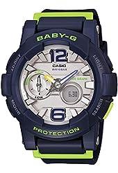 Casio Baby-G BGA180-2B Series Stylish Blue / One Size Women's Watch