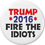 Trump 2016 Fire the Idiots Bottle Opener w/ Keyring President Donald Vote Campaign Election Review