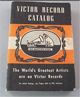 dating Victor Records