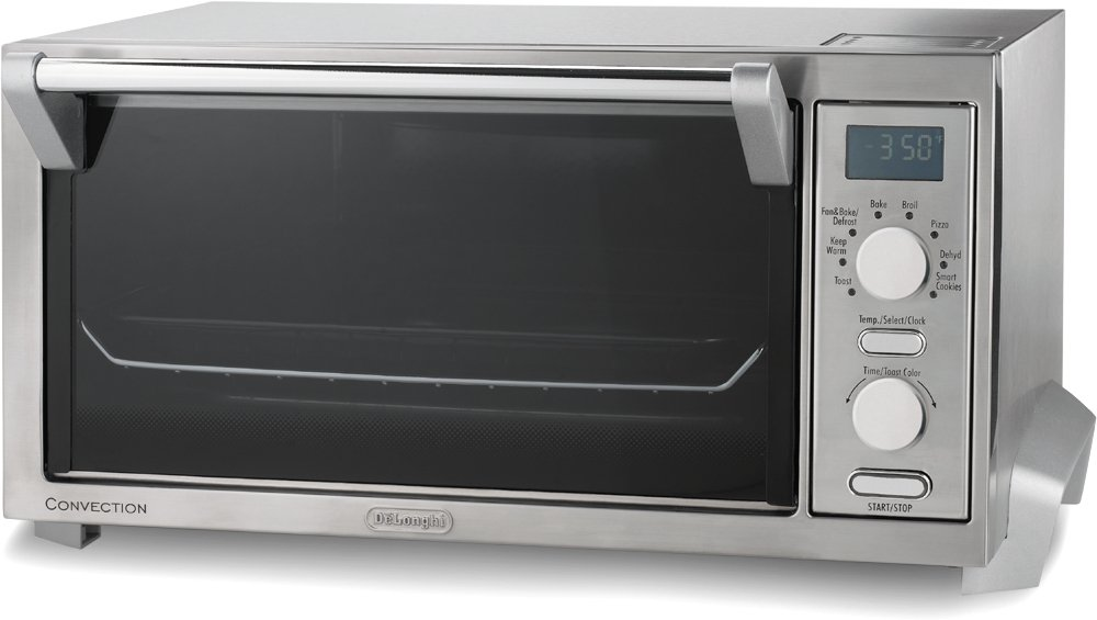 DeLonghi DO1289 0.5 Cu. Ft. Digital Convection Toaster Oven