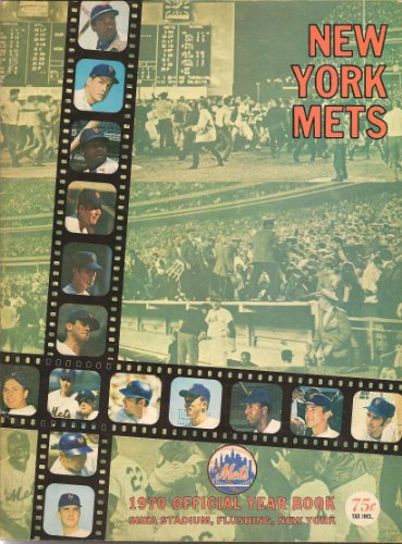 - New York Mets 1970 Official Year Book [Yearbook]